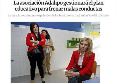 Entrevista en la Voz de Galicia_2